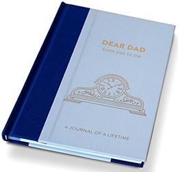 DEAR DAD FROM YOU TO ME TIMELESS COLLECTION JOURNAL