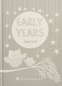 EARLY YEARS JOURNAL (GREY)