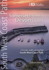 SOUTH WEST COAST PATH SOMERSET NORTH DEVON COAST (TOP 10