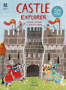CASTLE EXPLORER (KNIGHT STICKER AND ACTIVITY BOOK)