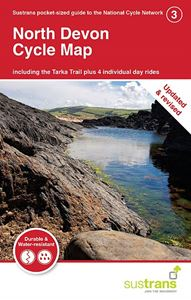 NORTH DEVON CYCLE MAP (SUSTRANS) (NEW)