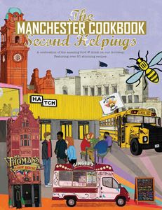 MANCHESTER COOKBOOK: SECOND HELPINGS