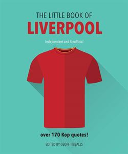 LITTLE BOOK OF LIVERPOOL (NEW)