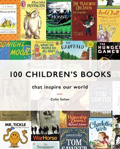 100 CHILDRENS BOOKS THAT INSPIRE OUR WORLD