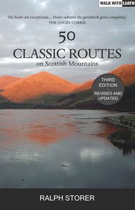 50 CLASSIC ROUTES ON SCOTTISH MOUNTAINS (NEW ED)