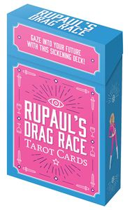 RUPAULS DRAG RACE TAROT CARDS