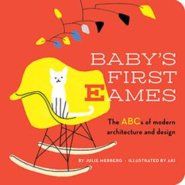 BABYS FIRST EAMES (ABC / MODERN ARCHITECTURE / DESIGN)