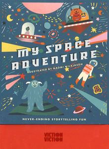 MY SPACE ADVENTURE (CARD GAME)